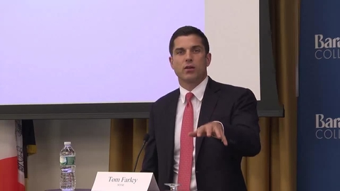 Thumbnail for entry Equity trading round-up : proposals for strengthening the markets. Closing address