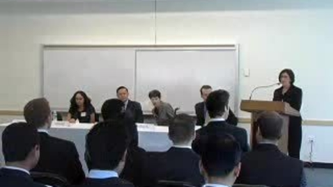 Thumbnail for entry Career Week (2008): Real Estate Panel