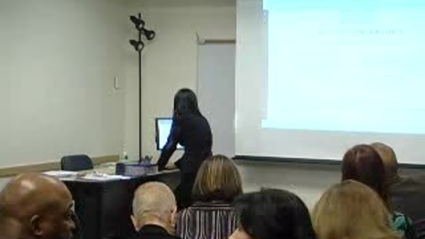 Thumbnail for entry Train the Trainers: NYS & NYC Government Contracting Workshop for SBDC Advisors (Part 2)