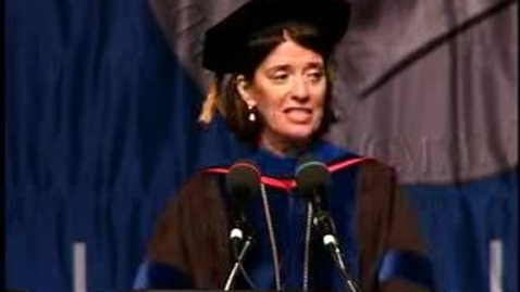 Thumbnail for entry Baruch College Commencement (2007): Class of 1957