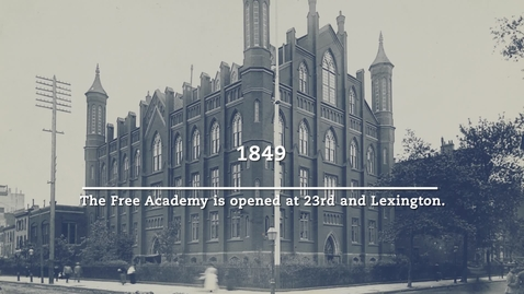 Thumbnail for entry Ribbon Cutting Celebration of the Renovation of the Historic Lawrence and Eris Field Building at 17 Lex