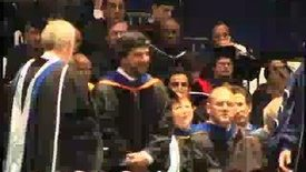 Thumbnail for entry Baruch College Commencement (2004): Distinguished Scholarship Awards and Presidential Excellence Awards