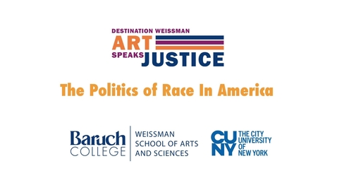 Thumbnail for entry The Politics of Race in America