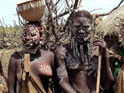 an introduction to the senegal tribe in africa There are very many tribes or ethnic communities in africa each tribe will have its  most popular african musical instruments  in senegal, ivory.