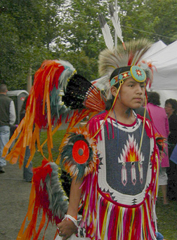 Dancing in Moccasins: Keeping Native American Traditions Alive