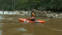 Steve Backshall's Extreme River Challenge Series