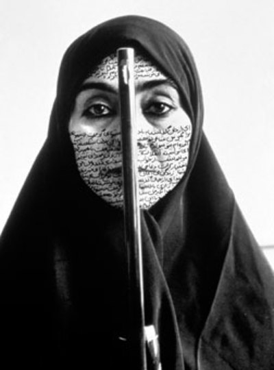films media group expressing  inexpressible shirin neshat