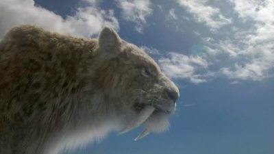 Films Media Group Land Of The Saber Tooth Ice Age Giants