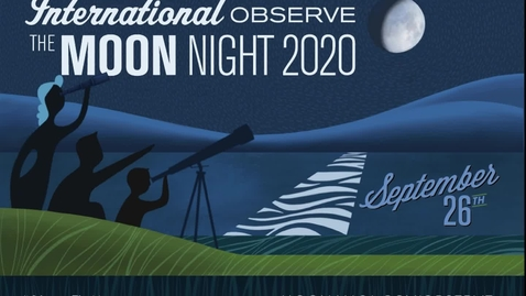 Thumbnail for entry International Observe the Moon Night.mp4