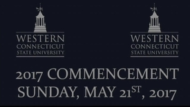 Thumbnail for entry WCSU Commencement 2017