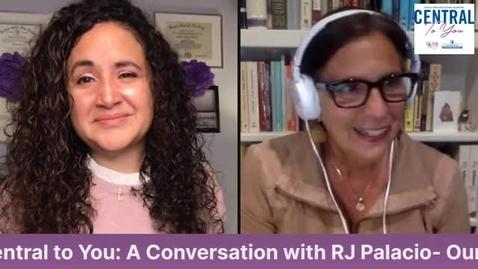 Thumbnail for entry Hispanic Heritage Month Community Speaker :  Raquel Jaramillo September 28th, 2020