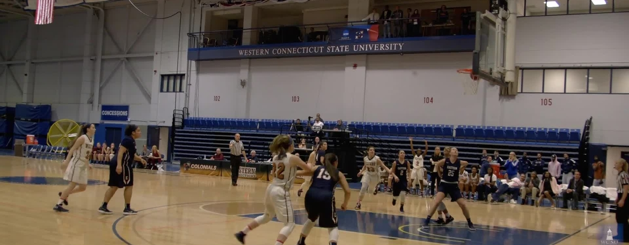 WCSU Women's Basketball 2018