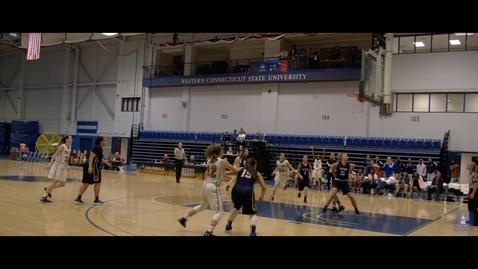 Thumbnail for entry WCSU Women's Basketball 2018