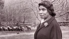 Thumbnail for entry Marian Anderson - Testimonials