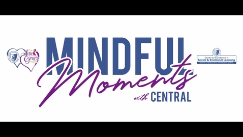 Thumbnail for entry Sharing A Mindfulness Practice