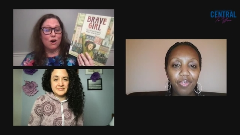 Thumbnail for entry 3/29- Women's History Month Picture Book Review with Dr. Barriteau Phaire and Dr. Edwards