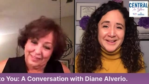 Thumbnail for entry Community Guest: Hispanic Heritage Month, Special Guest Diane Alverio October 12th, 2020