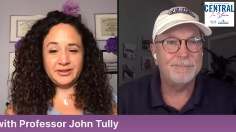 Thumbnail for entry History Keeping with Professor John Tully