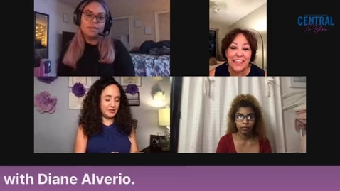 Thumbnail for entry Hispanic Heritage Month Community Speaker :  Diane Alverio II October 19th, 2020