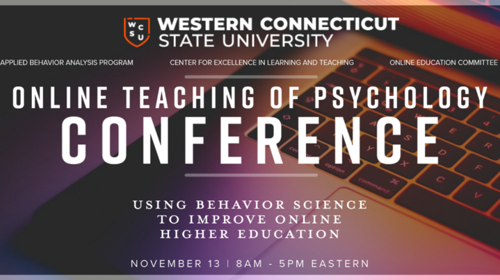 Thumbnail for channel Online Teaching of Psychology Conference (Nov. 13th 2020)