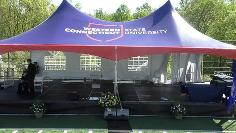 Thumbnail for entry WCSU Commencement 2021 Ancell School of Business
