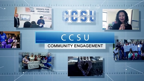 Thumbnail for entry CCSU Community Engagement 2020