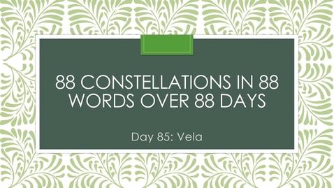 Thumbnail for entry Vela