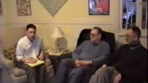Thumbnail for entry Oral history interview with Richard Nelson and Timothy Denman recorded 2003 Feb. 23