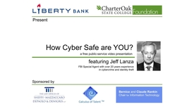 Thumbnail for entry Safe from Cyber Crime 1of5: Prevent Identity Theft
