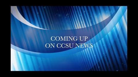 Thumbnail for entry CCSU NEWS 5-1-2019