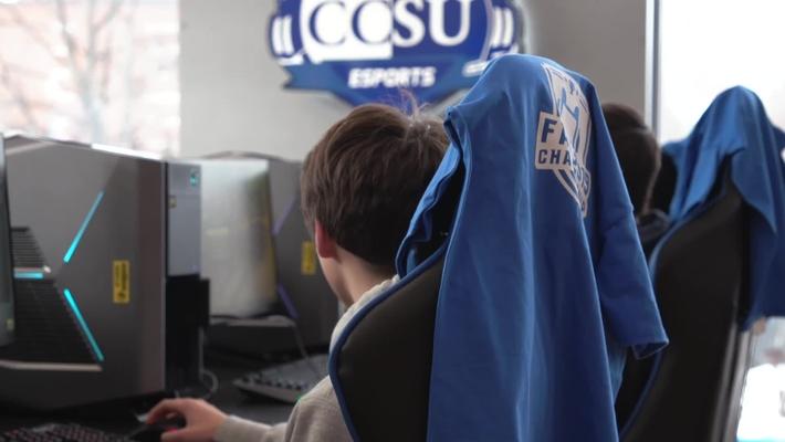 CIAC High School Esports Finals at CCSU