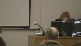 Thumbnail for entry Visiting Artist Lecture - Margaret Grimes