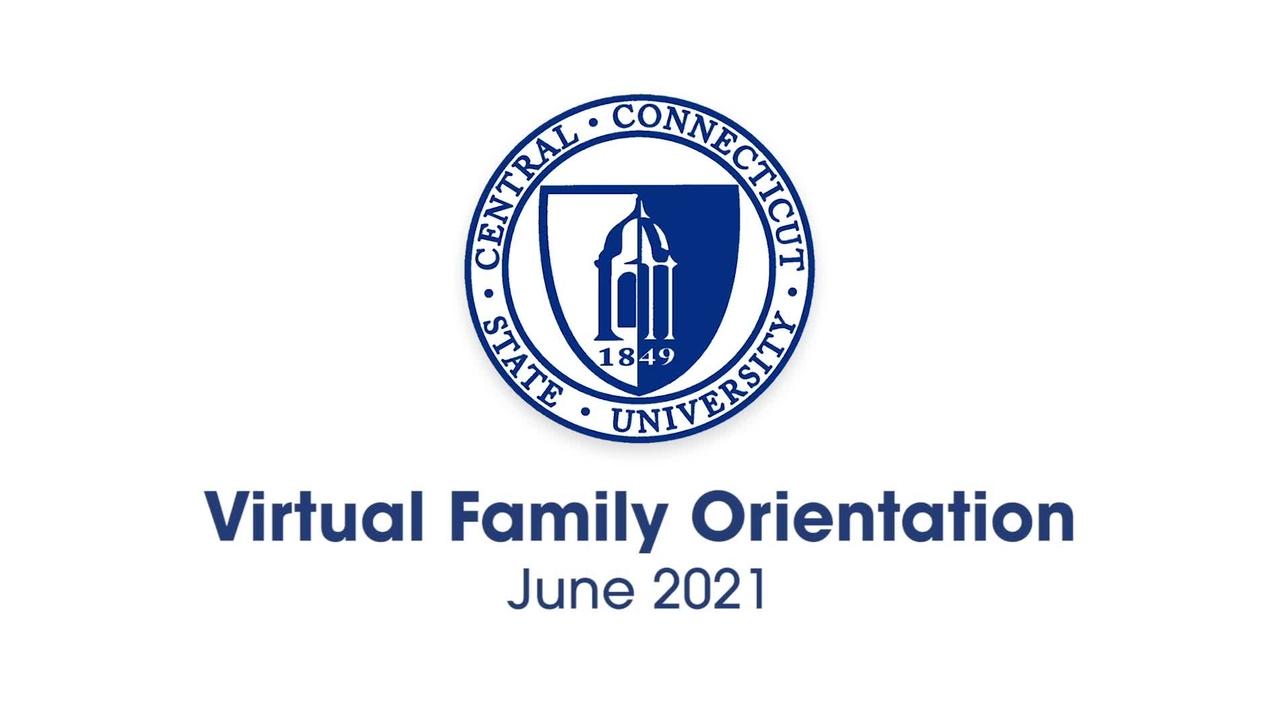 Family Orientation Session June 2021