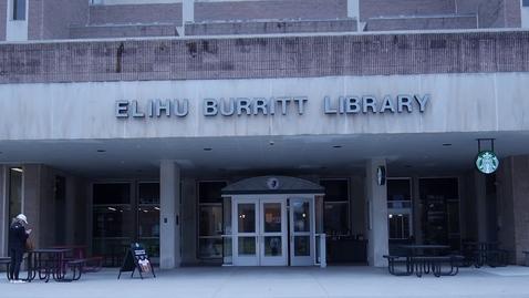 Thumbnail for entry Elihu Burritt Library Course Reserve Program