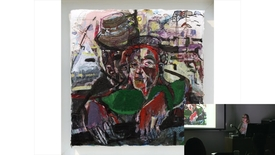 Thumbnail for entry Visiting Artist Lecture - Judy Glantzman