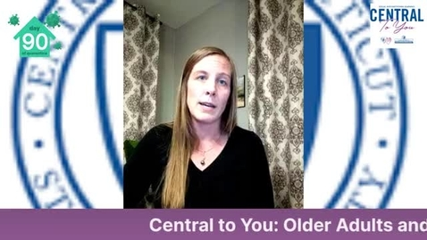 Thumbnail for entry Older Adults and Covid-19, June 15th 2020