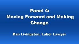 Thumbnail for entry Panel 4 Dan Livingston