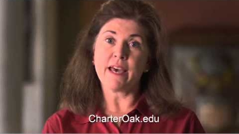 Thumbnail for entry Charter Oak State College - Life (2013 TV Commercial)