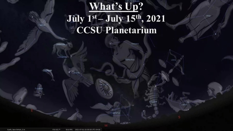 Thumbnail for entry What's Up? July 1st-15th, 2021