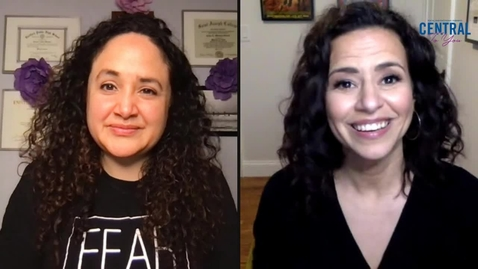 Thumbnail for entry 3/24- This is part one of our chat with Mandy Gonzalez, actor, author and friend.