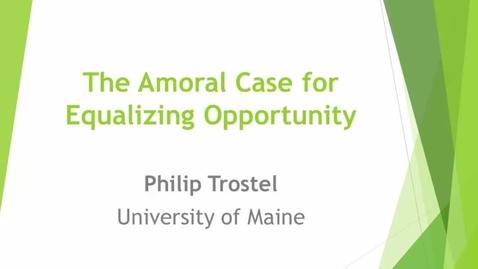 Thumbnail for entry Panel 2 Philip Trostel