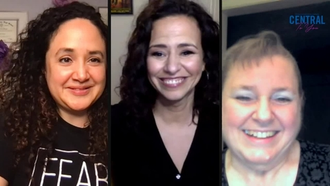 Thumbnail for entry 3/24- Part two of our chat with Mandy Gonzalez
