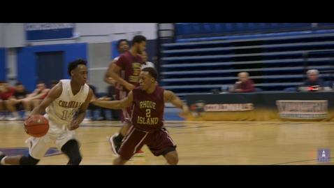 Thumbnail for entry WCSU Men's Basketball 2-13-2018