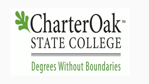 Thumbnail for entry Charter Oak Commencement 2019
