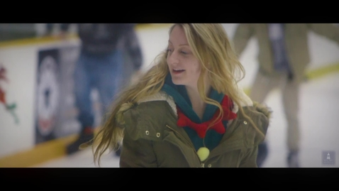 Thumbnail for entry WestConn REC Ice Skating 2017