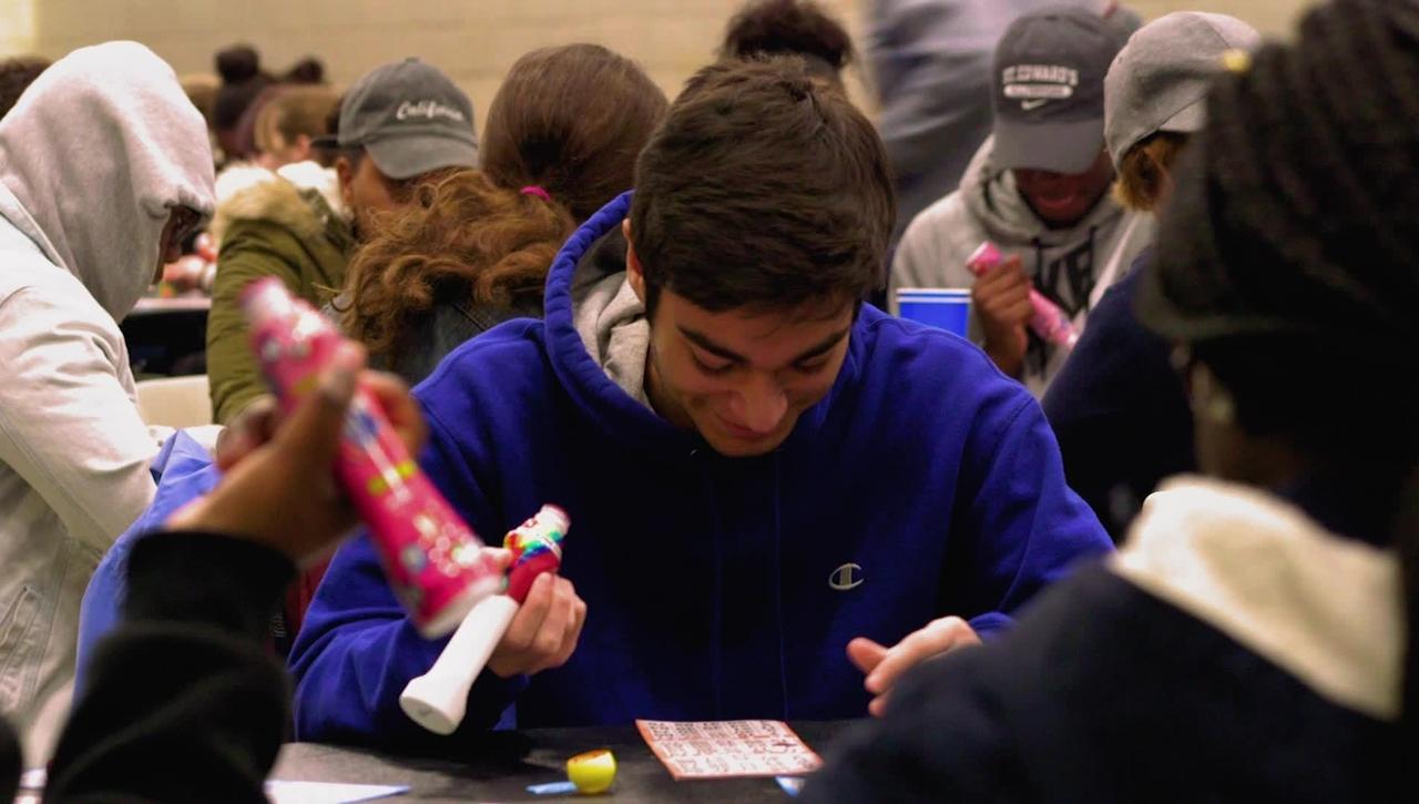 WCSU PAC Bingo 2017
