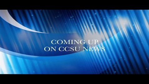 Thumbnail for entry CCSU NEWS 4/4/2019