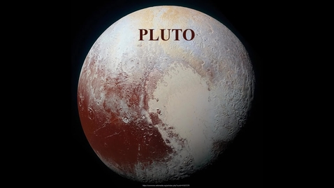 Thumbnail for entry Pluto