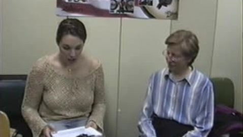 Thumbnail for entry Oral history interview with Carol Gale recorded on 2002 Oct. 23