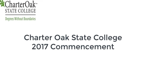 Thumbnail for entry COSC_Commencement2017